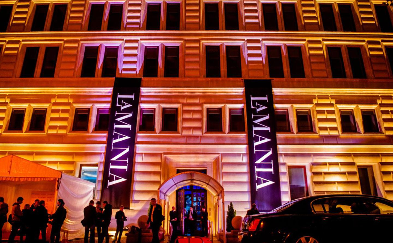 Pokaz Kolekcji La Mania